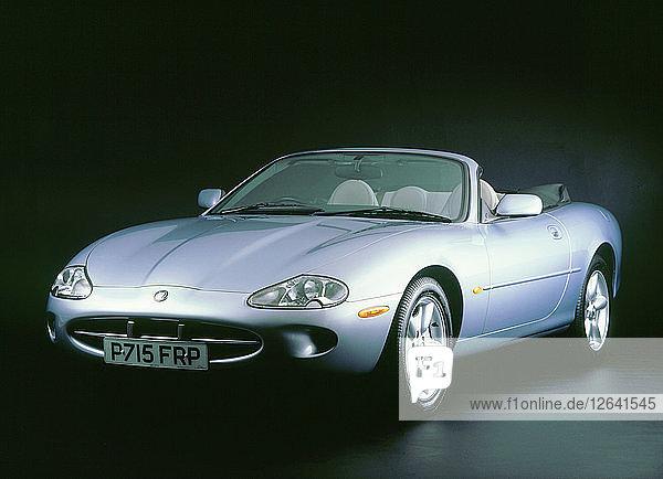 1997 Jaguar Xk8. Artist: Unknown.