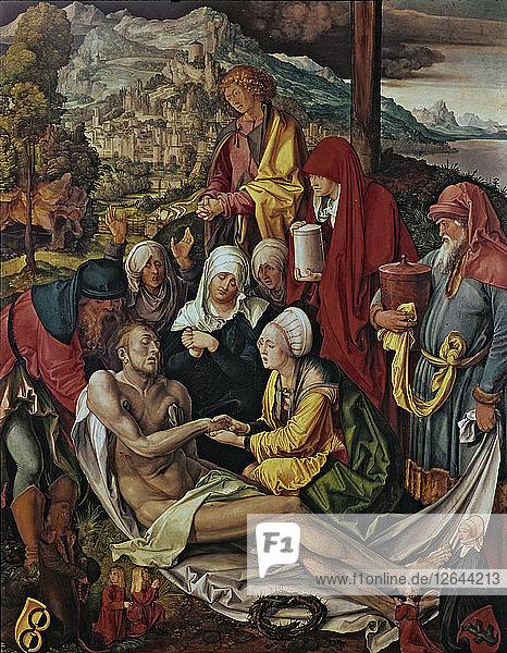 The Descent from the Cross  by Albert Durero.