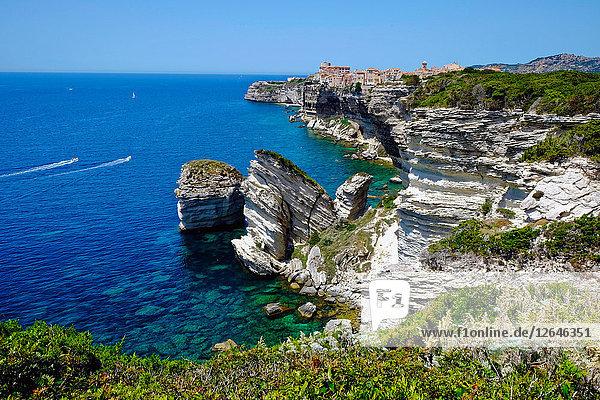 Bonifacio  Korsika  Frankreich  Europa