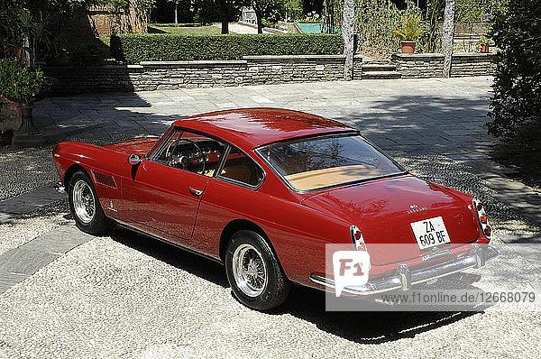 1962 Ferrari 250 GTE 2+2 Artist: Unknown.