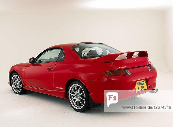 1997 Mitsubishi FTO GPX Artist: Unknown.