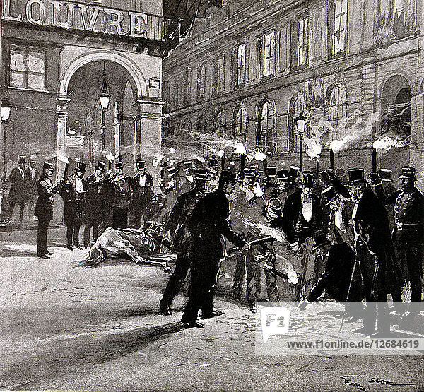 Attack against King Alfonso XIII of Spain. (1886-1941)  on 31th May of 1905  during his visit ?