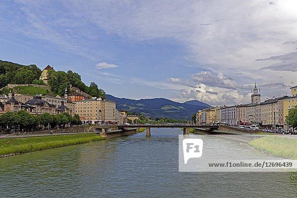 Makartsteg  Salzburg  Salzburger Land  Austria  Europe