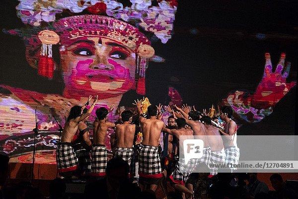 Entertainment programmes for Indonesia Ji Yang Cai Clan Social Association Gala Dinner in Jakarta  Indonesia
