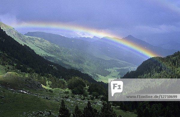 Estos Valley  Pyrenees  Huesca. Aragon. Spain