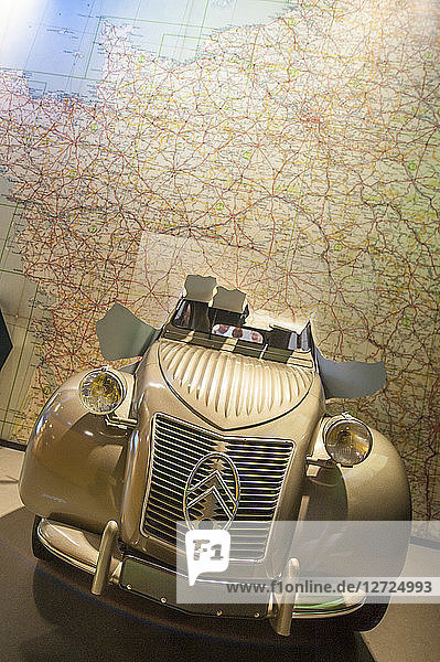 France,  Center France,  Clermont-Ferrand,  Michelin Museum
