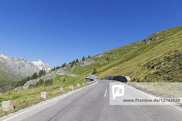 Austria  Grossglockner High Alpine Road