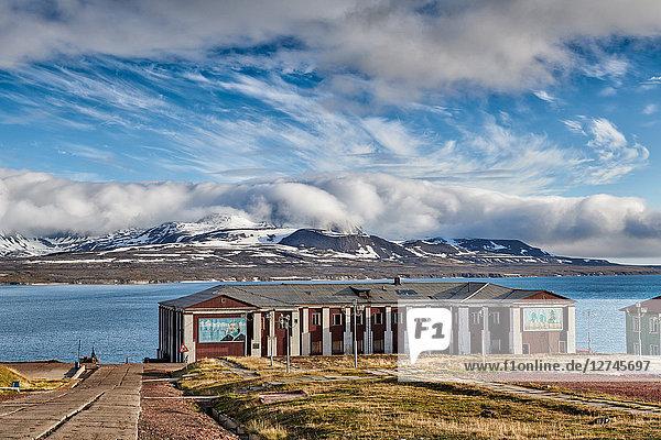 Barentsburg  Svalbard  Europe