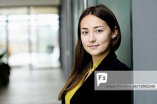 Porträt einer Geschäftsfrau