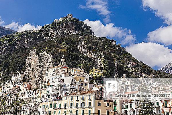 Italy  Campania  Amalfi coast  Amalfi