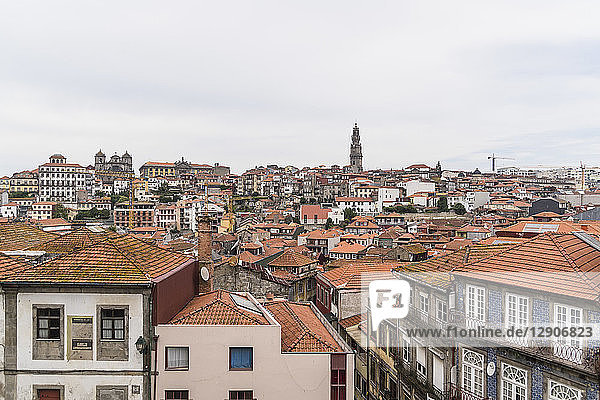 Portugal  Porto  view to the city from Se