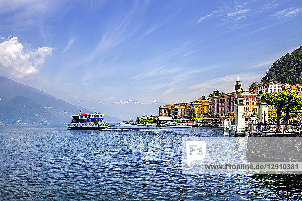 Italy  Lombardy  Lake Como  Bellagio