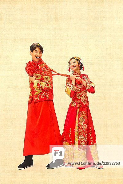 Chinese classical wedding