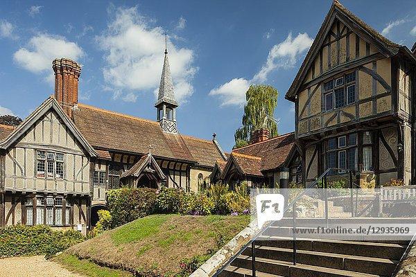 St Mary's Homes in Godstone  Surrey  England.