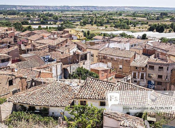 Arrabal de Calahorra. La Rioja. Spain.
