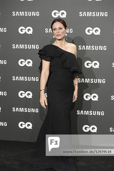 Aitana Sanchez Gijon attends GQ Men of the Year Awards 2018 at Palace Hotel on November 22  2018 in Madrid  Spain