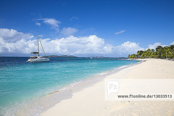 Palm Island  The Grenadines  St. Vincent and The Grenadines  West Indies  Caribbean
