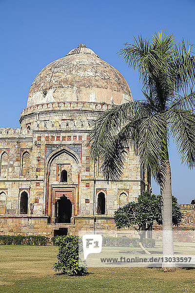 Bara Gumbad Tomb  Lodi Gardens  New Delhi  Delhi  India