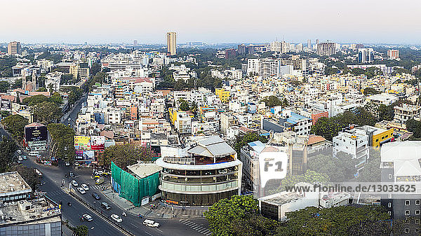 Bangalore (Bangaluru)  capital of the state of Karnataka  India