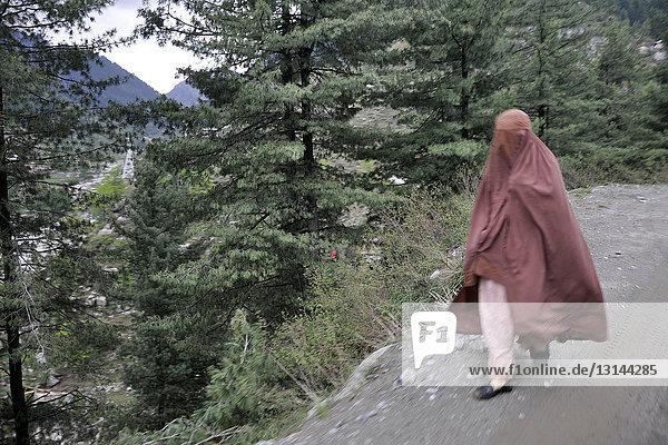 Pakistan  Swat valley  woman
