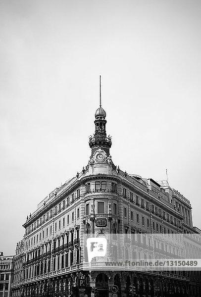 Banco Espanol de Credito  Madrid