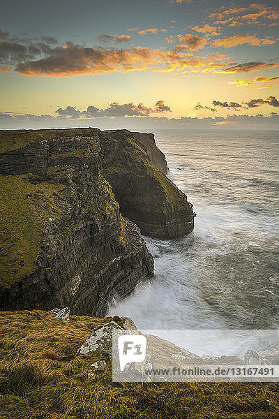 Cliffs of Moher  Liscannor  Ireland