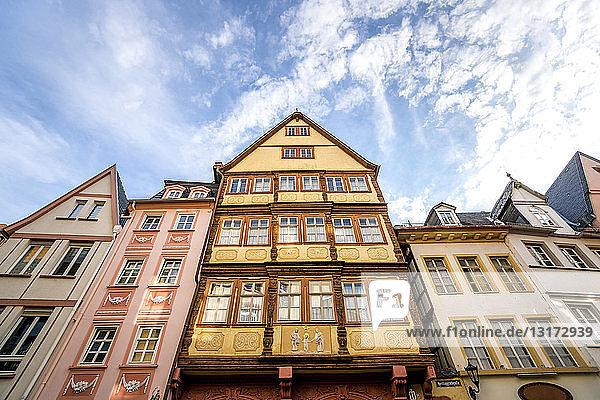 Deutschland  Rheinland-Pfalz  Mainz  Altstadt  Fachwerkhäuser