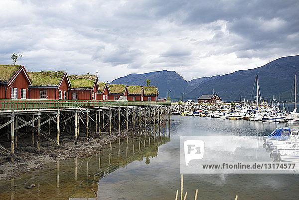 Norway  Manndalen