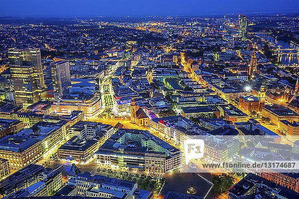 Deutschland  Hessen  Frankfurt