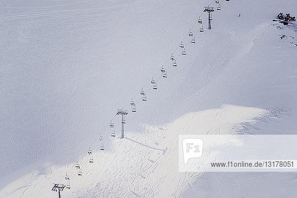 Germany  Bavaria  Ski area Fellhorn
