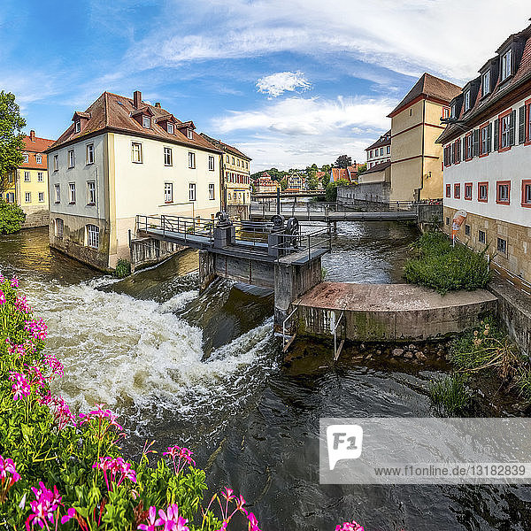 Deutschland  Bayern  Bamberg  Altstadt