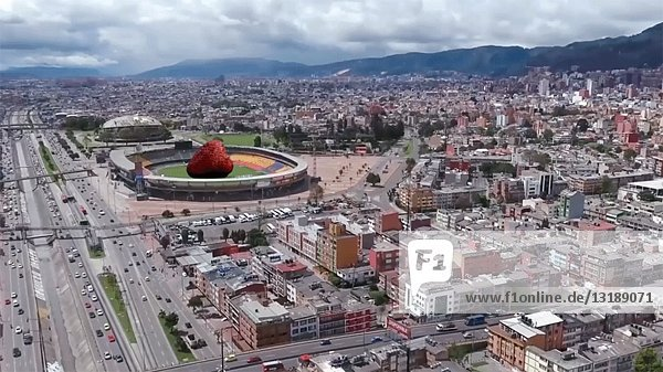 Chocolate Strawberry Stadium  CGI Effect