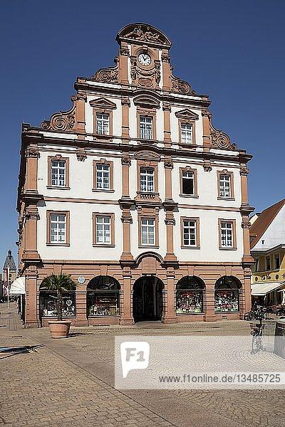 Alte Münze  Zunfthaus  Speyer  Rheinland-Pfalz  Deutschland  Europa