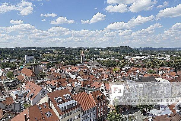 Altstadt  Ravensburg  Baden-Württemberg  Deutschland  Europa