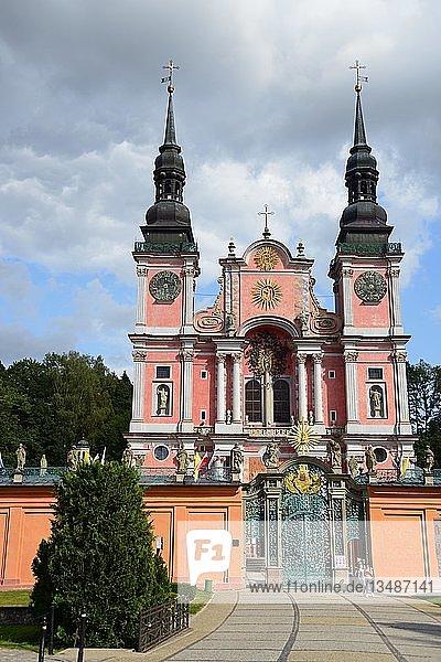 Wallfahrtskirche  Swieta Lipka  Ermland-Masuren  Polen  Europa