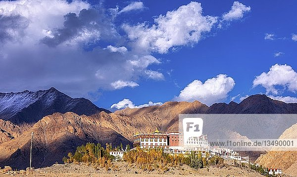 Phyang Kloster  Phyang (oder Phiyang) Gompa  Ladakh  Indien  Asien