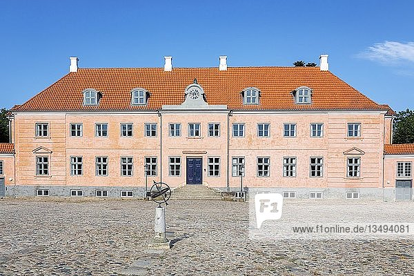 Hauptgebäude des Moesgaard Manor  Abteilung der Institute für Archäologie und Anthropologie  Aarhus Universität  Aarhus  Dänemark  Europa