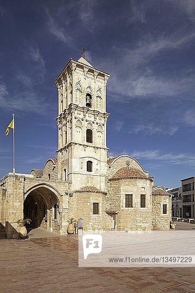 Griechisch-orthodoxe Lazarus-Kirche,  Agios Lazaros,  Larnaka,  Südzypern,  Zypern,  Europa