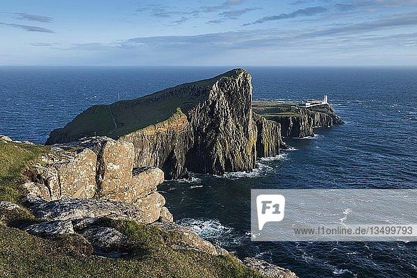 Neist Point  Isle of Skye  Schottland  Großbritannien  Europa
