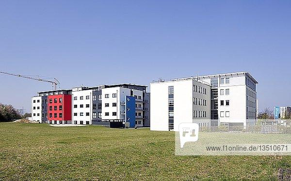 Technologiepark Paderborn  Technologie- und Gründerzentrum der Universität Paderborn  Paderborn  Ostwestfalen  Nordrhein-Westfalen  Deutschland  Europa