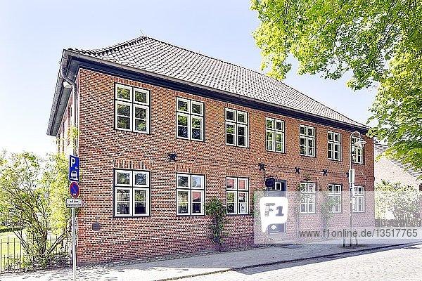 Stadtmuseum  Wedel  Schleswig-Holstein  Deutschland  Europa