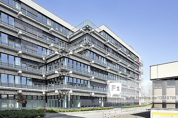 Universität Paderborn  Hauptcampus  Paderborn  Ostwestfalen  Nordrhein-Westfalen  Deutschland  Europa