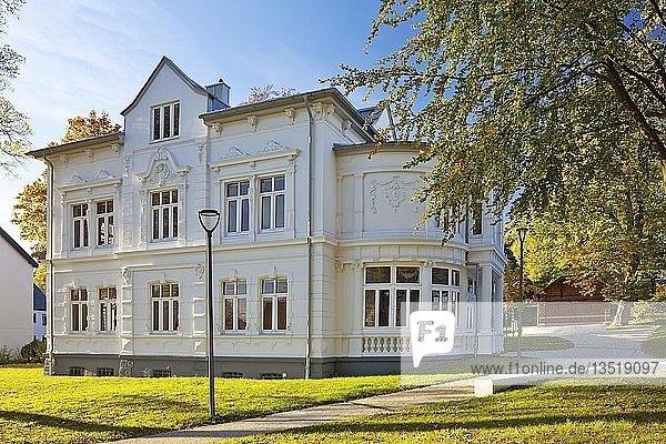 Regionalmuseum Villa Wippermann  Museum für Lokalgeschichte  Halver  Sauerland  Nordrhein-Westfalen  Deutschland  Europa