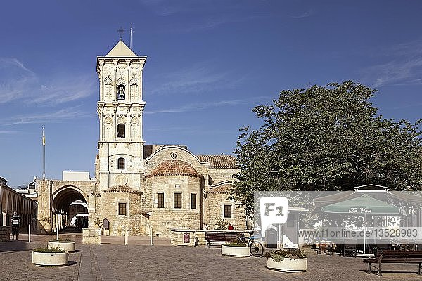Griechisch-orthodoxe Lazarus-Kirche  Agios Lazaros  Larnaka  Südzypern  Zypern  Europa