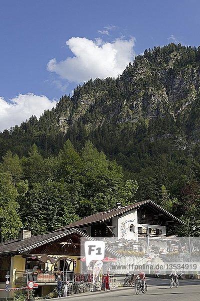 Hohenschwangau  Allgäu  Bayern  Deutschland  Europa
