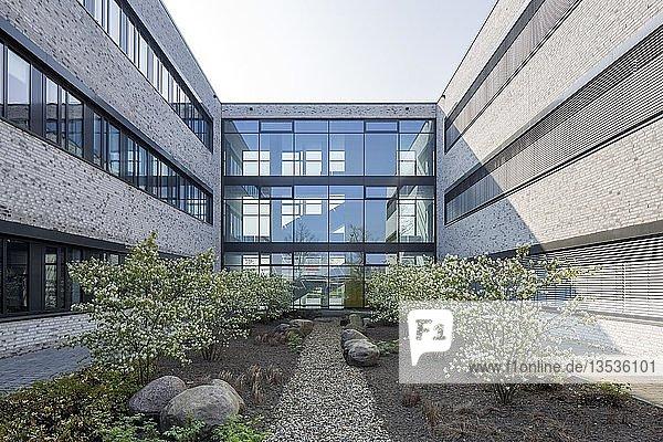 Campus Hamm der Hochschule Hamm-Lippstadt  Hamm  Ruhrgebiet  Nordrhein-Westfalen  Deutschland  Europa