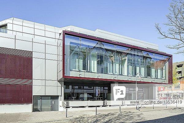 Hauptstelle der Sparkasse Paderborn-Detmold  Paderborn  Ostwestfalen  Nordrhein-Westfalen  Deutschland  Europa