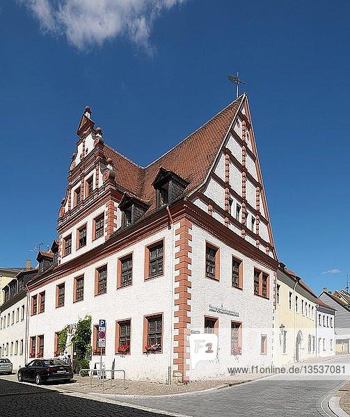 Stadtmuseum  Ringelnatzstadt Wurzen  Sachsen  Deutschland  Europa