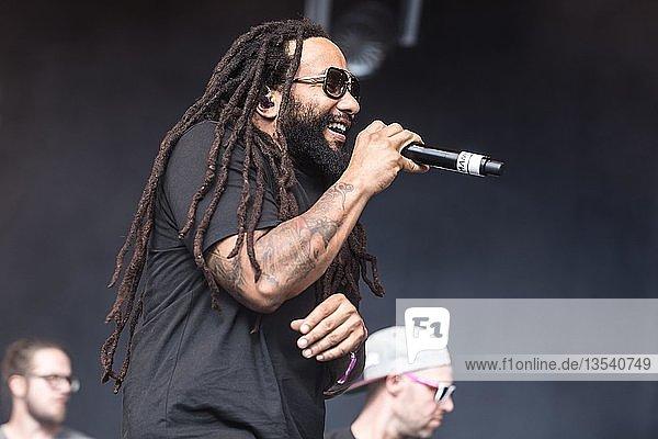 Bob Marley Sohn