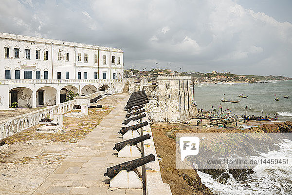 Cape Coast Castle  Cape Coast  Ghana